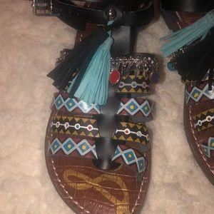 Sam Edelman Shoes - Sam Edelman Tribal Sandals